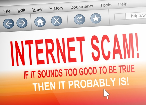 how to avoid online scams