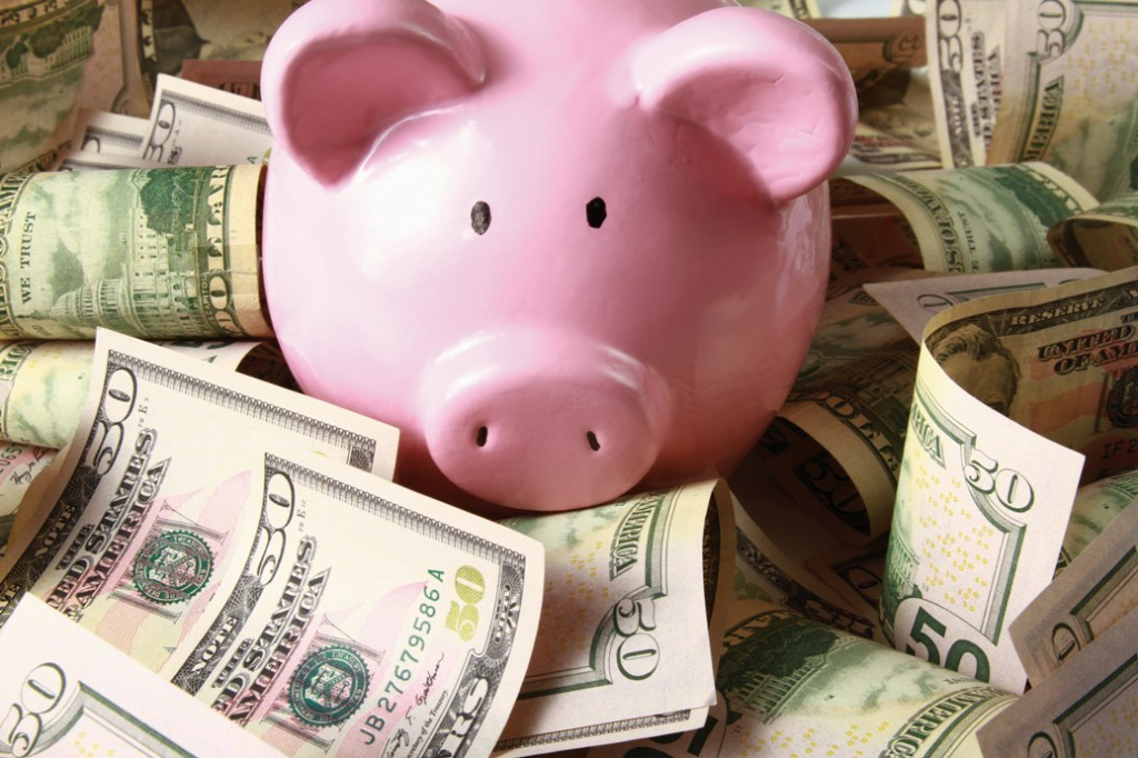 How to learn how to make money online piggy