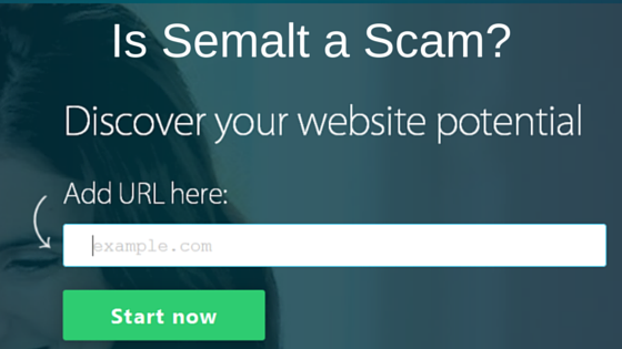 Is Semalt a scam?