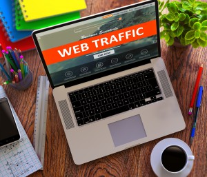 How to get traffic for my website