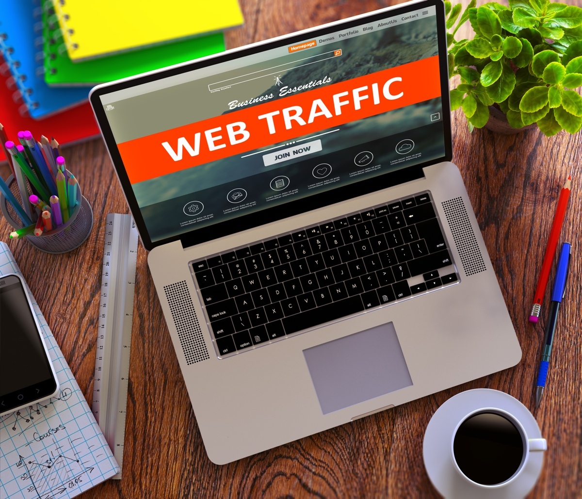 Get Free Web Traffic - Small Online Business Opportunity