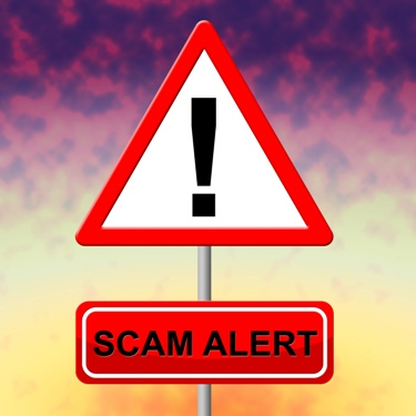 List Online Scams