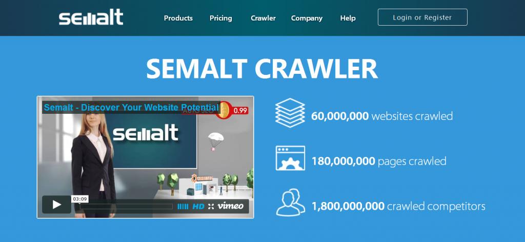 Semalt Crawler