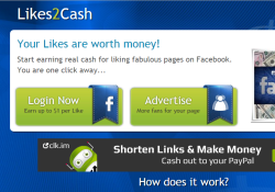Make money liking facebook pages
