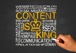 What is quality website content