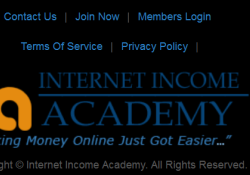 The Internet Income Academy Review
