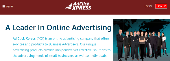 What is Ad Click Express