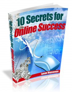 10 secrets for online success