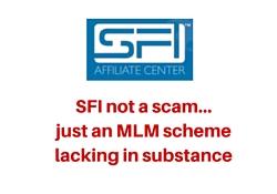 SFI reviews