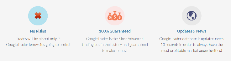 Google Trader review scam