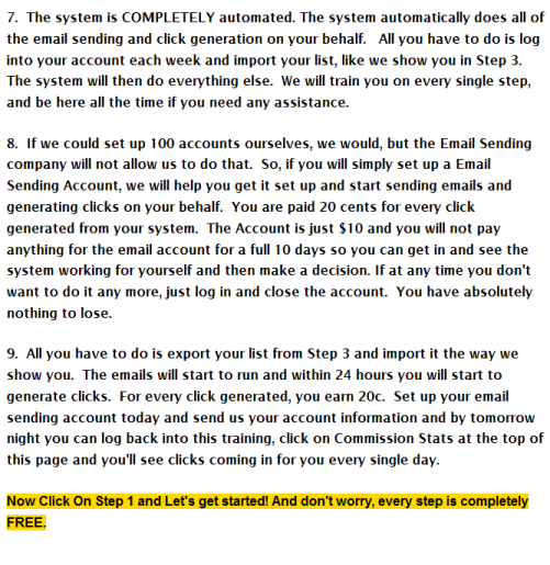 Is My Email Mentor A Scam?