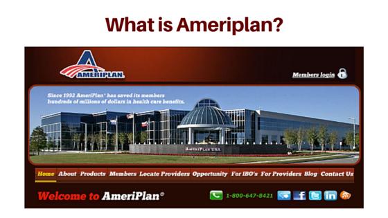 What is Ameriplan