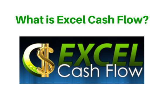 What is excel cash flow
