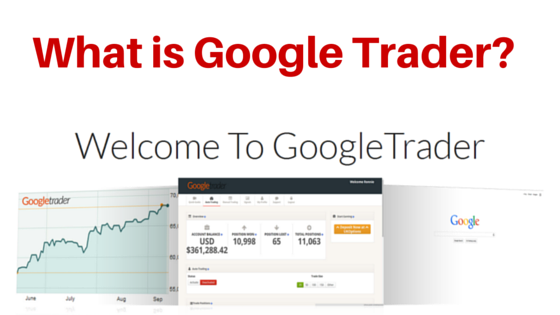 What is Google Trader?