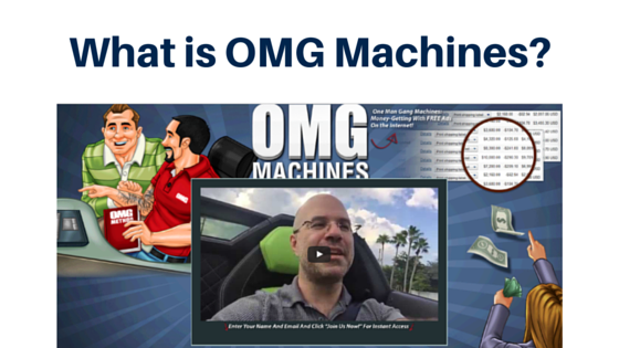 What is OMG Machines