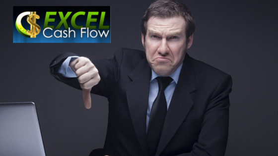is excel cash flow a scam