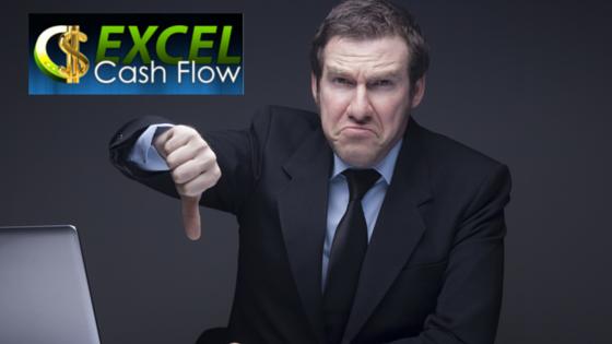 is excel cash flow a scam