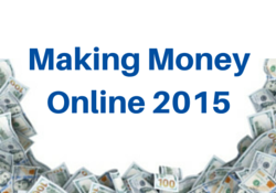 Making money online 2015