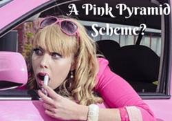 A Pink Pyramid Scheme_