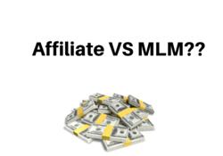 affiliate vs mlm