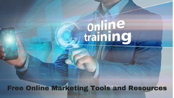 Free online marketing tools and resources
