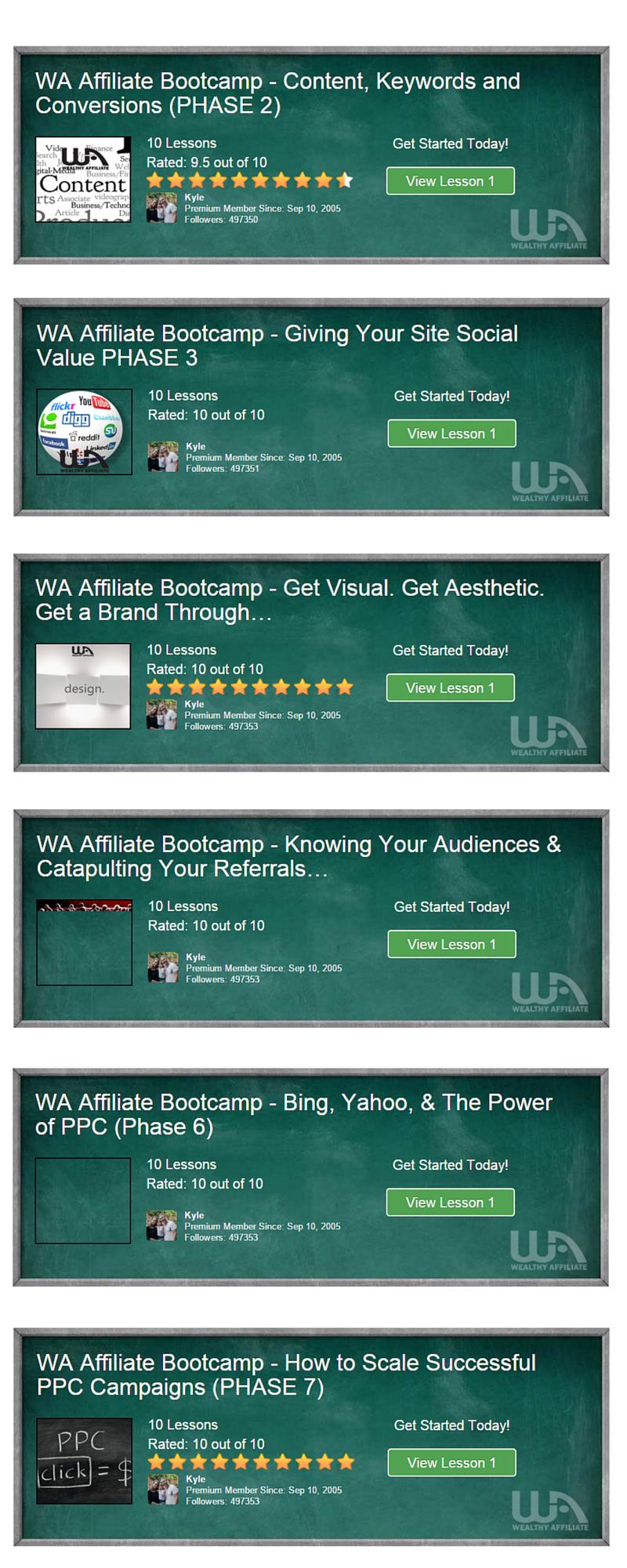 Premium WA affiliate Bootcamp