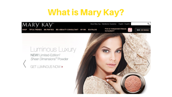 What is Mary Kay