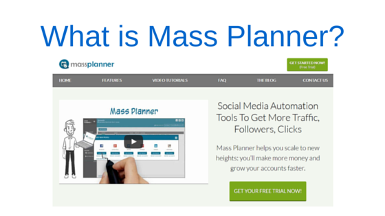 What is Mass Planner