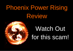 Phoenix Power Rising Review