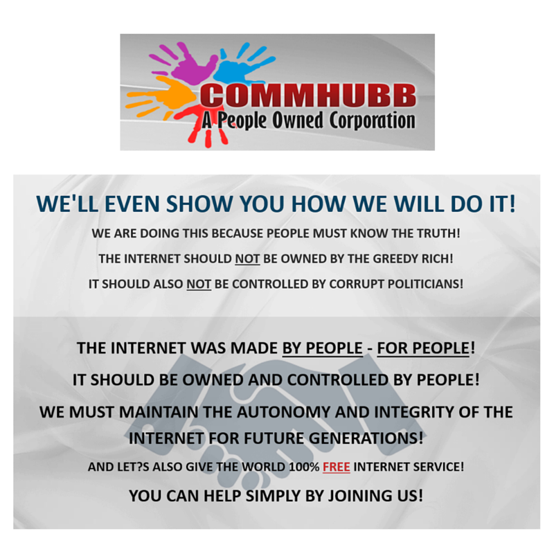 what is commhubb