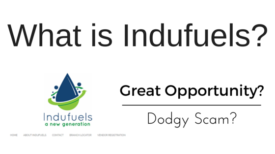 what is indufuels