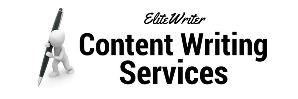 EliteWriter Content Writing Services