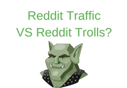 Reddit Traffic VS Reddit Trolls