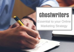 Ghostwriters for online marketing