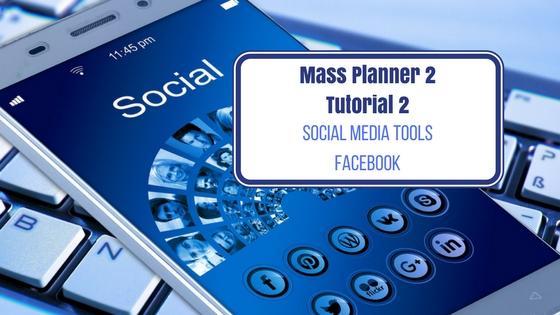 Mass Planner Facebook Tools