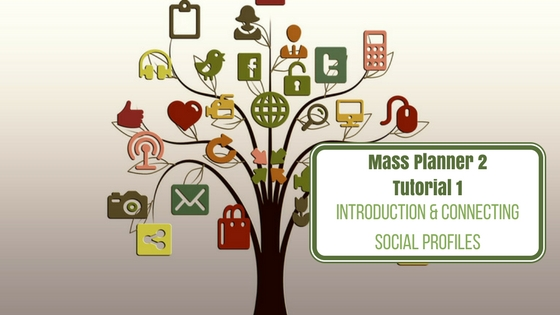 Mass Planner Tutorial Introduction to Mass Planner