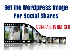 Set Wordpress Image Social Shares