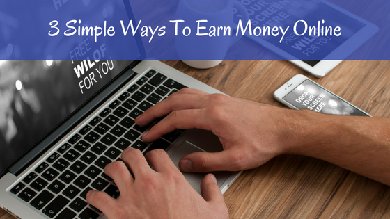 simple ways to earn online