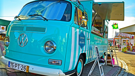 Running a mobile business ice cream truck