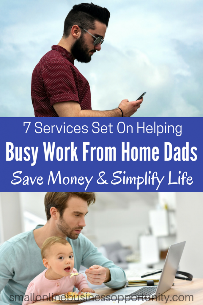Services to save money and simplify life
