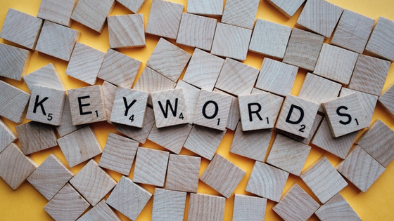 Keywords for ppc