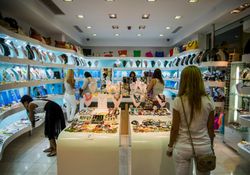 Retail store customers