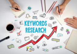 The process of keyword research