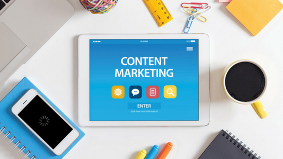 Content Marketing social image