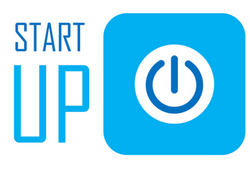 Business world startup
