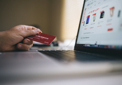 Credit card buy online