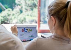Woman eBay