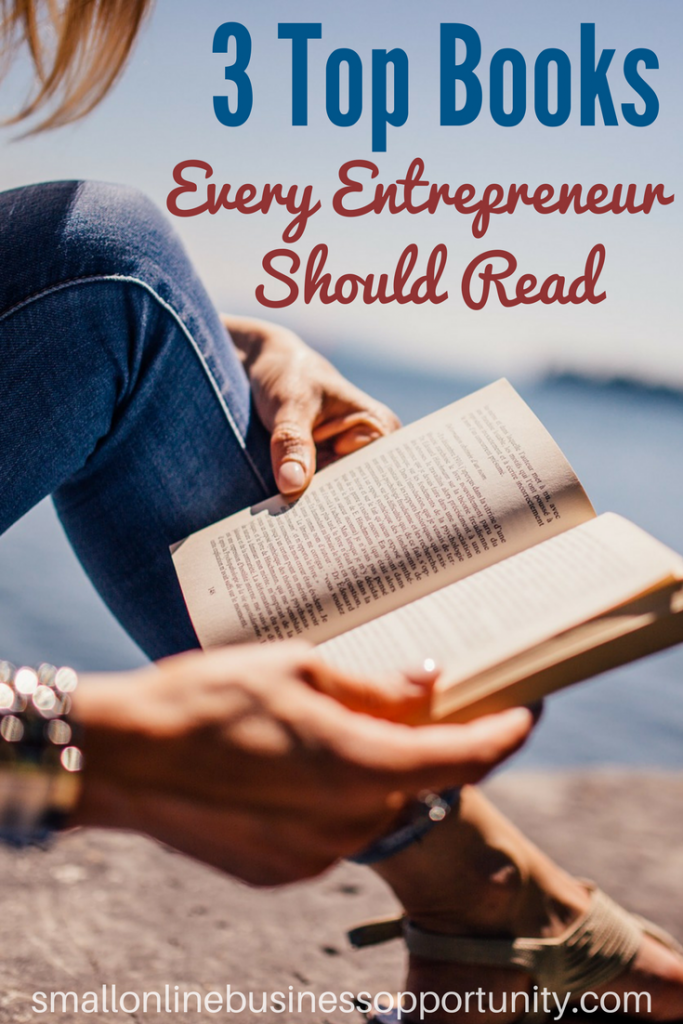 3 Top Books That Every Entrepreneur Should Read