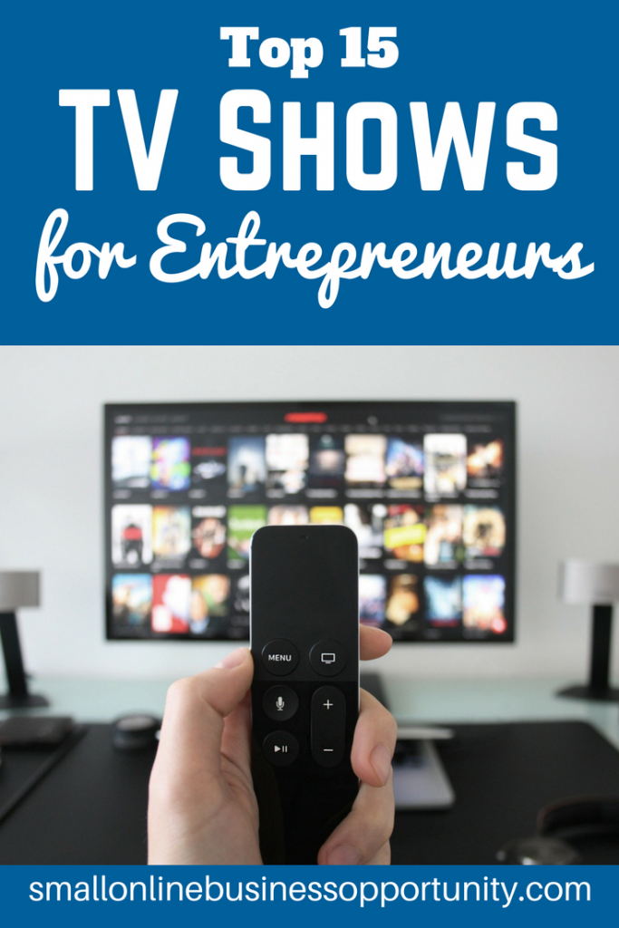 Top 15 TV Shows for Entrepreneurs