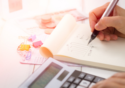 Business financing calculate